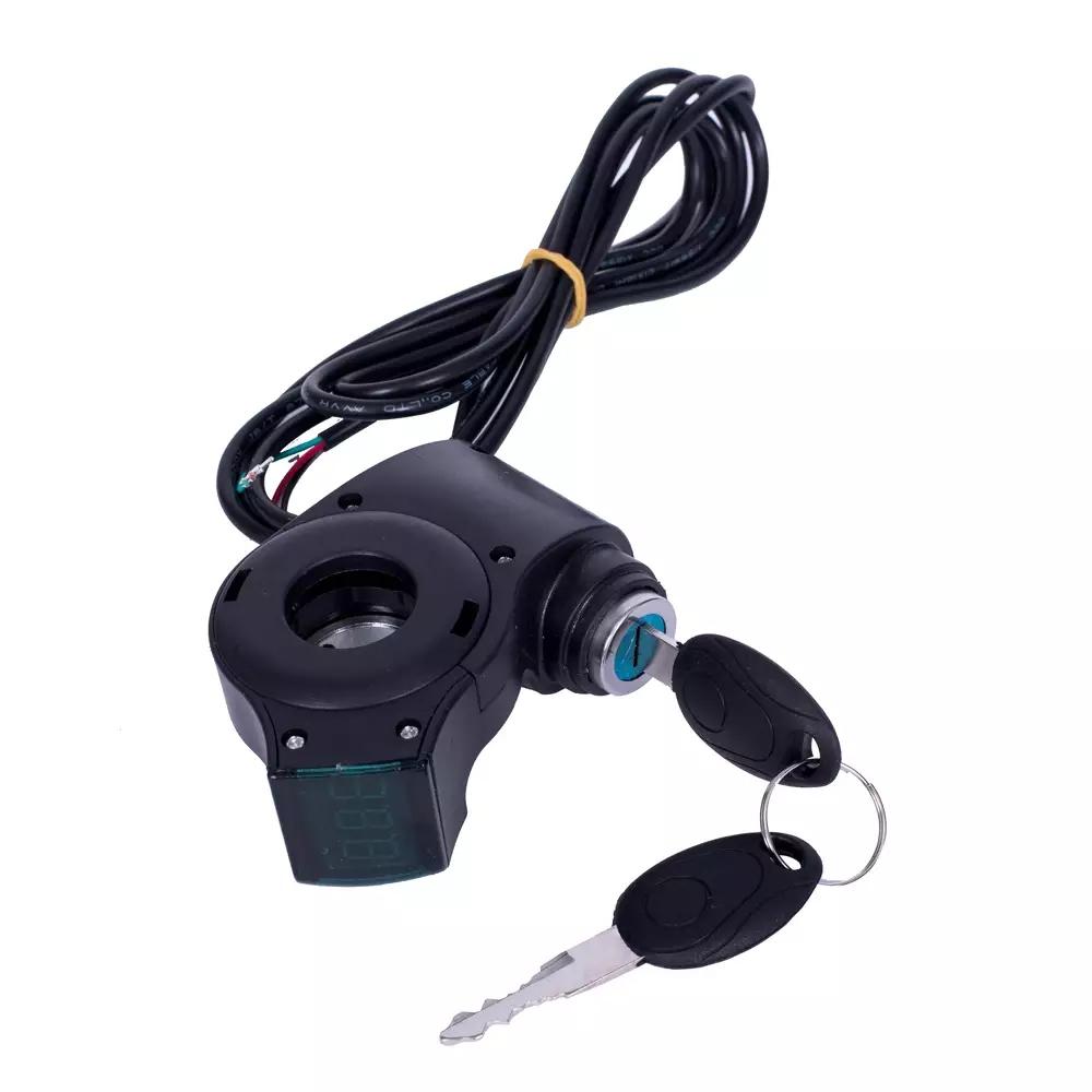 Cheie electrica cu lacat pentru trotinete electrice